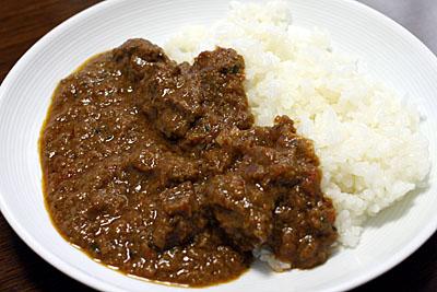 マトン カレー レシピ
