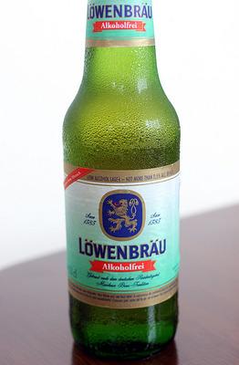 最近買い置きしてた「レーベンブロイ・アルコールフリー」