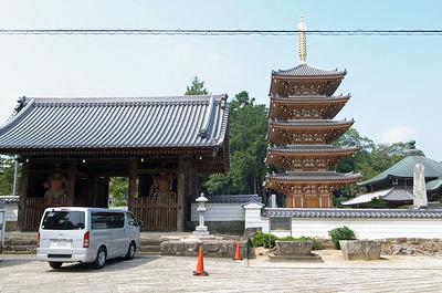 法然寺の外観