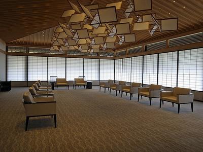 京都迎賓館「水明の間」