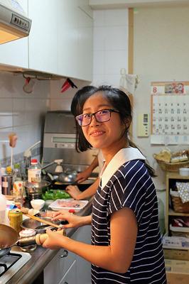 料理中のYang