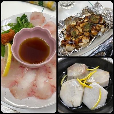 徳庵駅前の立ち呑み「まさ」の料理