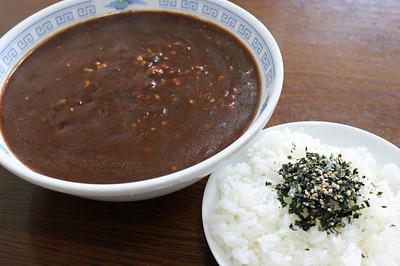 ヌードルメーカーの細麺で「炸醤麺」