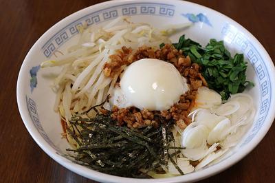 2回目のマルちゃん正麺台湾まぜそばはちょっと味を改良