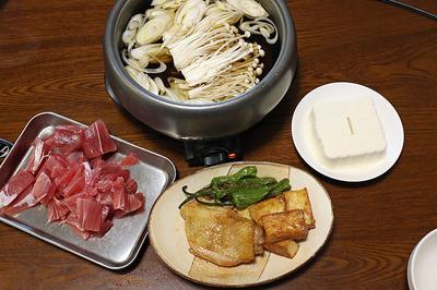 暑い時期にも鍋はアリ「葱鮪鍋」