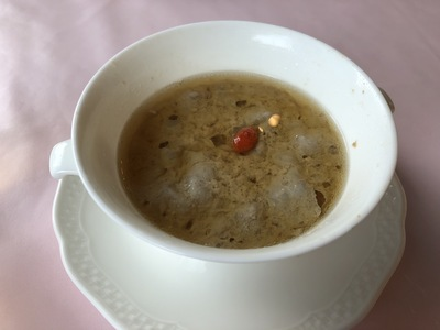 不思議なスープ