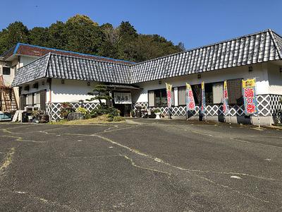 徳島県海陽町の民宿「海山荘(かいざんそう)」