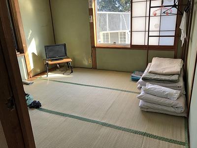 海山荘の客室