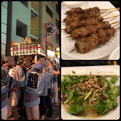 神田「味坊」の中華料理