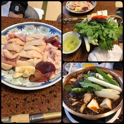 名古屋の「宮鍵」の味噌すき