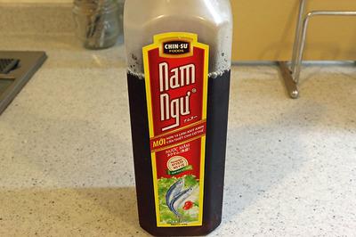 上等やと信じてたベトナムの魚醤「Chin-Su Nam Ngu」